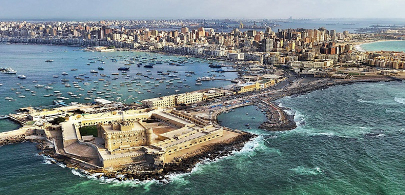 الأسكندرية .. عروس البحر المتوسط
