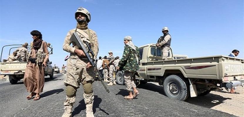 مقتل أكثر من 13 حوثيا وعشرات الجرحى بنيران الجيش اليمنى غرب مأرب