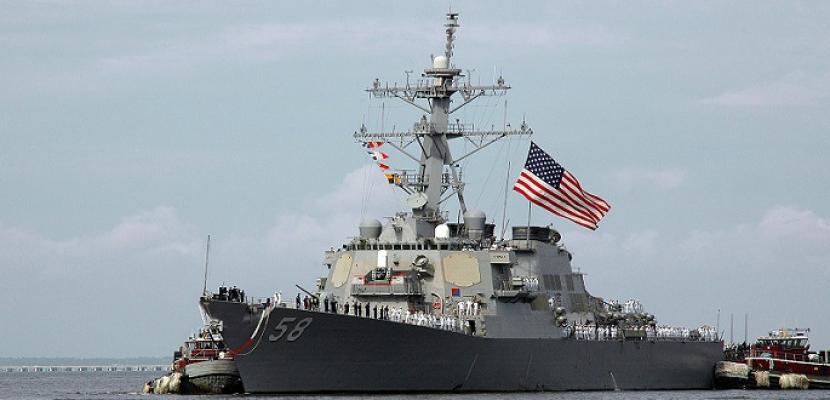 """موسكو: الأسطول الروسي يراقب تحركات المدمرة """"لابون"""" الأمريكية بالبحر الأسود"""