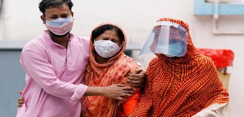 الهند تسجل أقل من 100 ألف إصابة بفيروس كورونا لليوم الرابع على التوالي