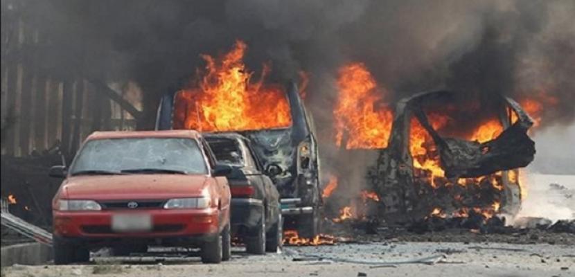 """مقتل 6 جنود وإصابة 10 آخرين بانفجار """"مفخخة"""" شمالي أفغانستان"""