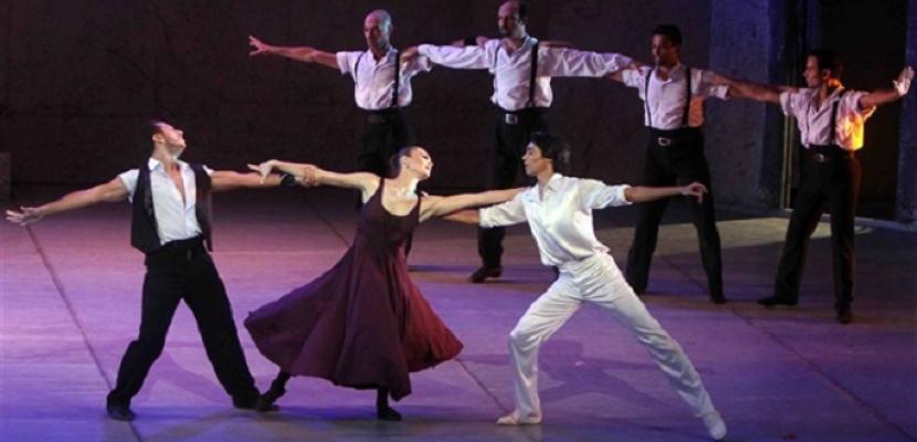 الأوبرا تُعيد تقديم باليه زوربا في حفلين على مسرح النافورة