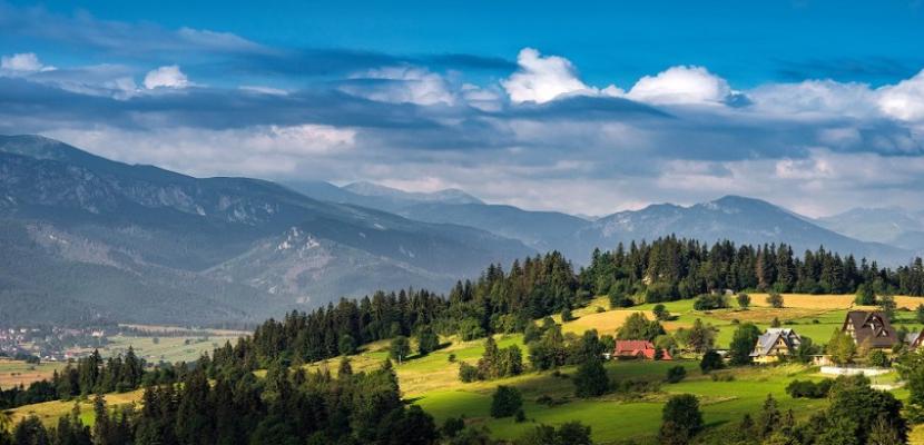 جمال الطبيعة في بولندا