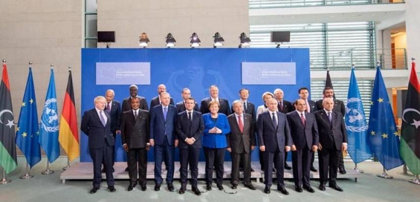 """4 ملفات على طاولة """"برلين 2"""" لدعم المسار السياسي في ليبيا"""