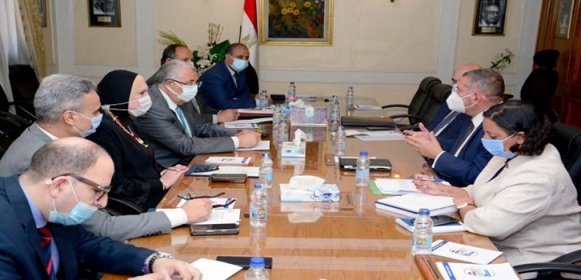 قطاع الأعمال: اللجنة الوزارية للقطن تناقش إجراءات تعميم المنظومة الجديدة