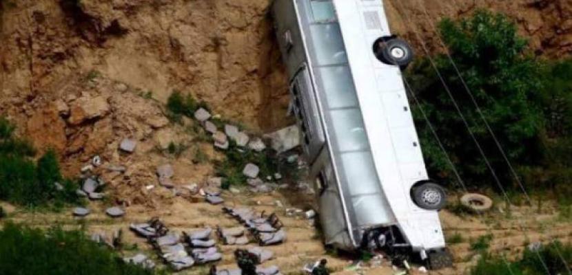 20 قتيلا و50 جريحا جراء حادث مروري مروع في باكستان