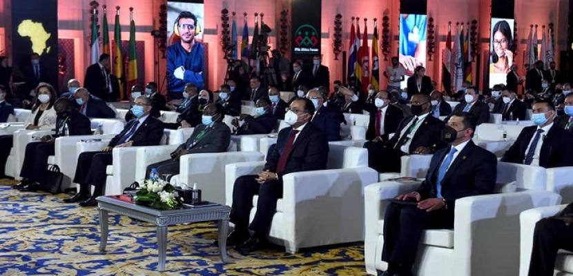 بالصور.. رئيس الوزراء يفتتح المنتدى الأول لرؤساء هيئات الاستثمار في إفريقيا