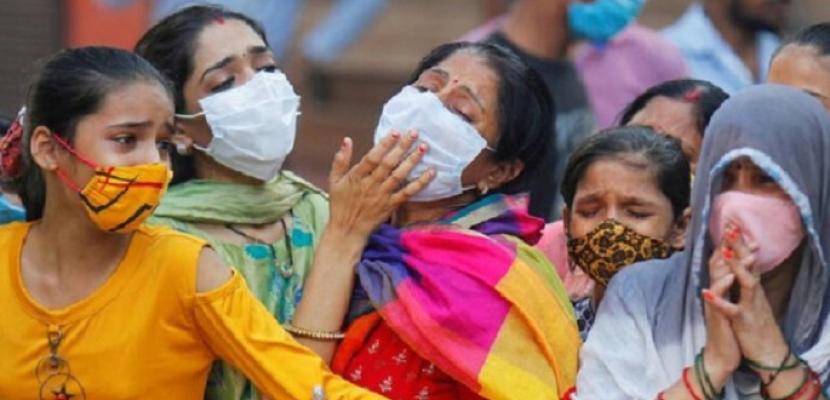 """الهند: """"متغير دلتا""""هو السائد بين حالات الإصابة بفيروس كورونا"""