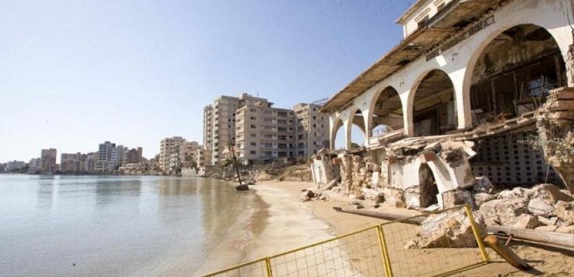 إدانة أمريكية – فرنسية لإعلان إردوغان إعادة فتح مدينة فاروشا شرق قبرص