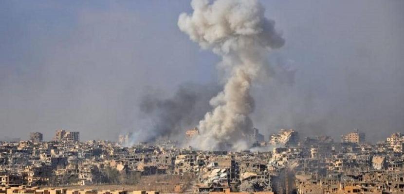 قوات التحالف الدولي تنفذ عملية إنزال جوي بريف دير الزور شرق سوريا وتعتقل اثنين من قيادات داعش
