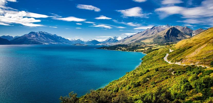 نيوزيلاندا .. الطبيعة الساحرة