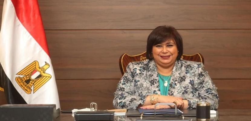 وزيرة الثقافة تعلن بدء اختبارات الدفعة الثالثة من صنايعية مصر