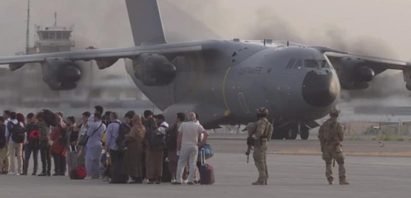 الجيش الأمريكي يقر بقتل 10 أفغان بينهم 7 أطفال بالخطأ فى هجوم بطائرة مسيرة