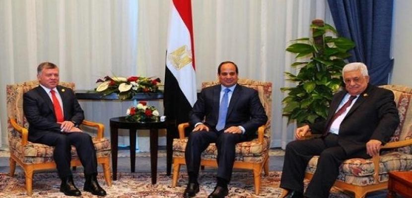القمة الثلاثية في القاهرة.. تهيئة لمسار تفاوضي قادم