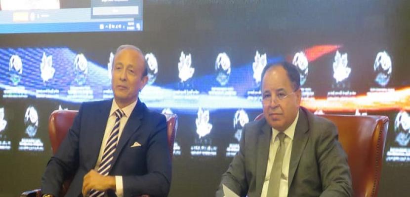 وزير المالية: التوسع فى الحزم التحفيزية لتعظيم دور القطاع الخاص فى التنمية