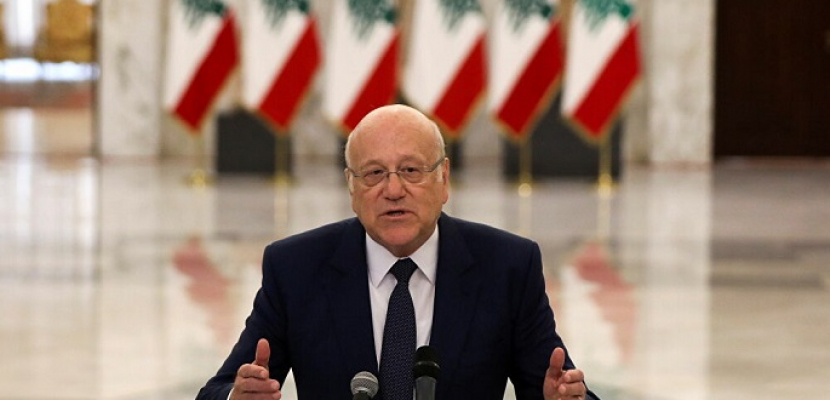 الشرق الأوسط : المبادرة الفرنسية ستلاحق حكومة ميقاتي لسؤالها عن مصير الإصلاحات