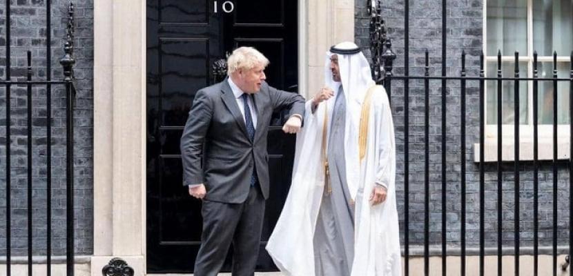 صحف الإمارات: زيارة محمد بن زايد لبريطانيا محطة مهمة لشراكة استراتيجية عريقة