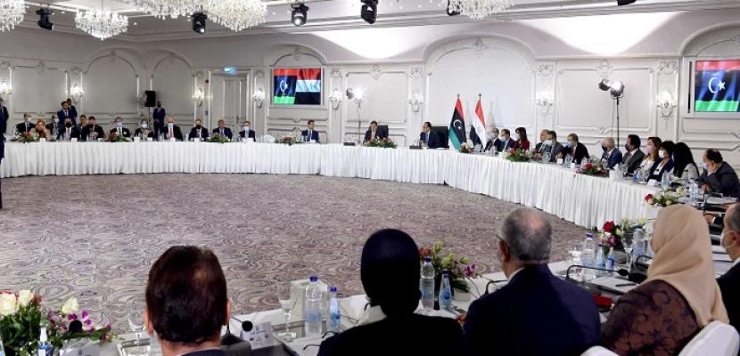ليبيا في قلب مصر.. طرابلس والقاهرة توقعان حزمة مذكرات تفاهم بعدة مجالات