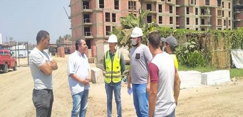 بالصور.. هيئة المساحة المصرية تواصل أعمالها التى تخدم المشروعات الكبرى بمختلف المحافظات