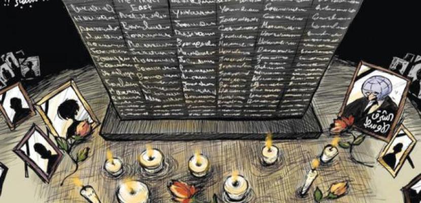 الشرق الأوسط .. الضحية الأكبر لهجمات 11 سبتمبر