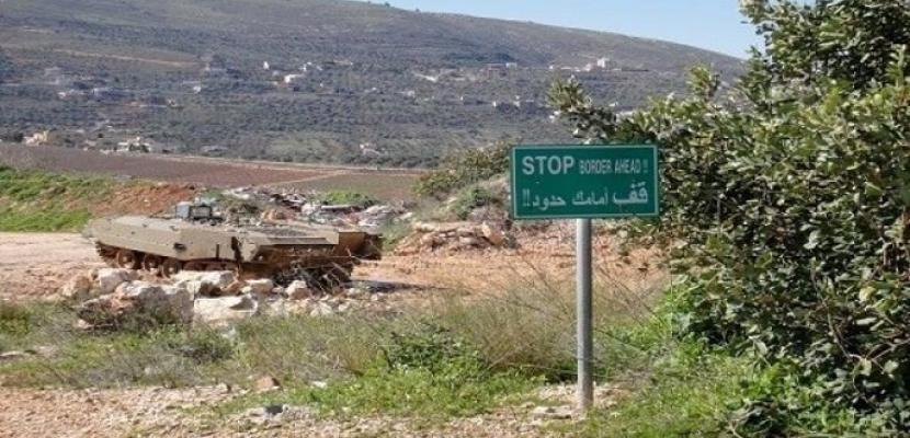 الجيش اللبنانى وقوات يونيفيل يمشطان سهل الخيام
