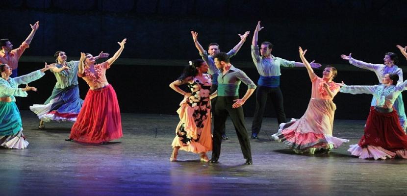 """الأوبرا تنظم 5 حفلات لفرقة """"فلامنكو دى مدريد"""" الإسبانية ضمن احتفالاتها بعامها الـ 33"""