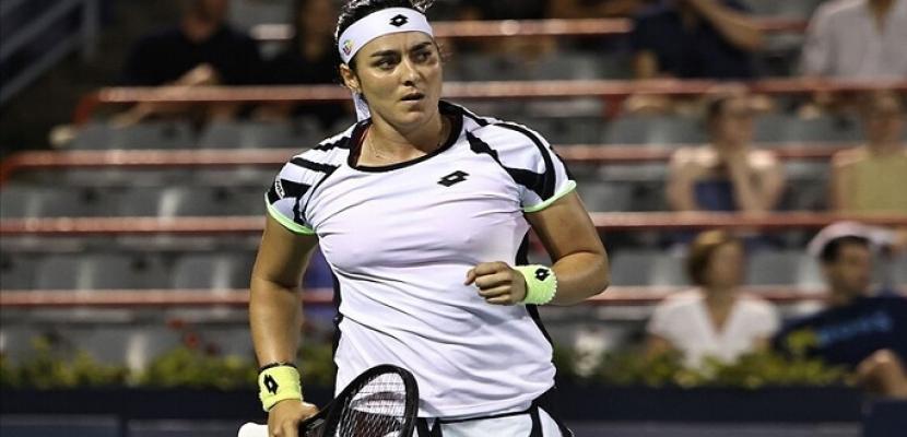 أنس جابر تتأهل لربع نهائى إنديانا ويلز وتدخل قائمة توب 10 في تصنيف التنس العالمي