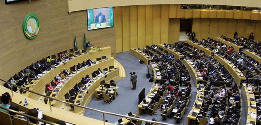 وزراء الخارجية الأفارقة يجتمعون بأديس أبابا لأول مرة منذ جائحة كورونا