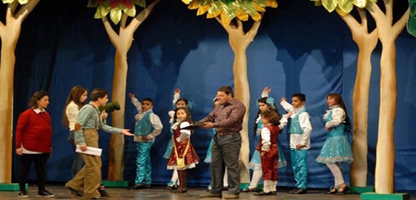 المسرح القومى للأطفال يفتح باب التقدم للدفعة الثانية من ورش مواهب مصر