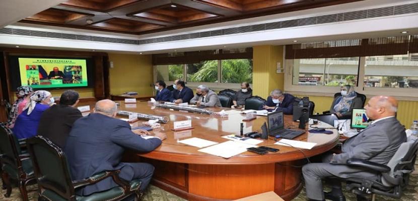 بالصور .. وزير النقل يشارك في الجلسة الافتتاحية لمؤتمر الأمم المتحدة الثاني للنقل المستدام