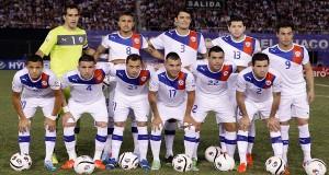منتخب تشيلي
