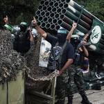 كتائب القسام تضرب بالصواريخ