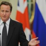 رئيس وزراء البريطاني ديفيد كاميرون