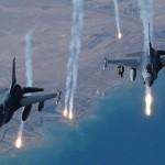 الضربات الجوية