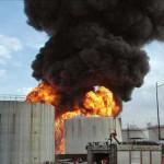 مصافي داعش النفطية
