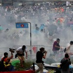 المظاهرات في هونغ كونغ