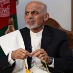 الرئيس الأفغانى الجديد أشرف غنى