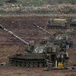 آليات عسكرية إسرائيلية في مزارع شبعا