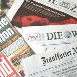 صحف المانية