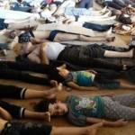 اصابات بين المدنيين السوريين