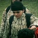 اطفال في صفوف داعش