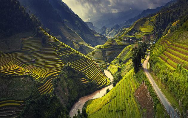 Image result for شمال فيتنام سياحة