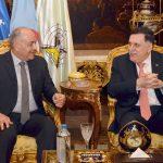 لقاء الاطراف الليبية فى مصر