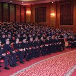 اجتماع عبد الفغار مع الضباط