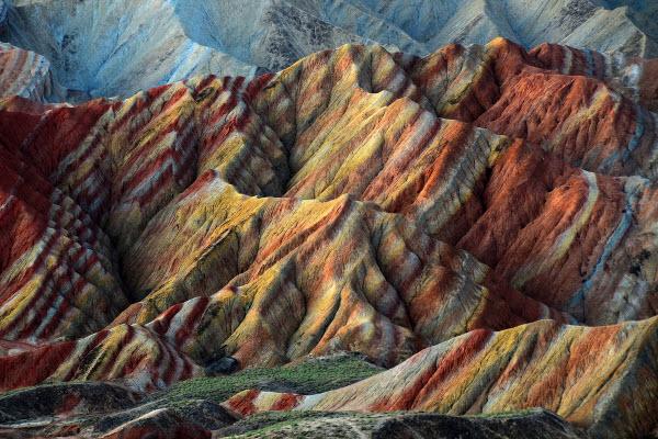 دانكسيا الصينية .. جبال بالألوان | النيل - قناة مصر الإخبارية
