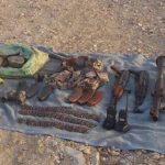 اسلحة عثر عليها الجيش