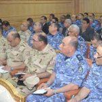 رئيس الاركان يتفقد القوات البحرية
