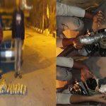 قوات إنفاذ القانون ملاحقة العناصر التكفيرية والإجرامية بشمال سيناء
